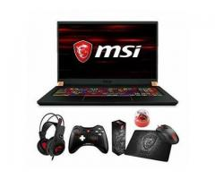 "MSI GT75 17.3 ""4K Ultra HD RTX 2080 2019 Gaming Notebook Laptop"